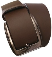 Wholesome Deal Men Formal Brown Artificial Leather Belt