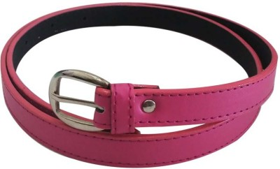 shopping store Girls Pink Genuine Leather Belt