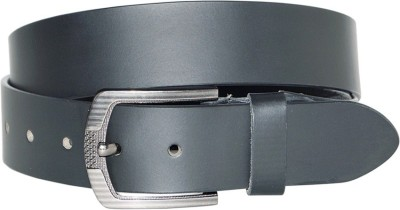 Get best deal for Hadwin Men Casual, Party, Formal Black Genuine Leather Belt at Compare Hatke