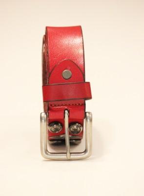 gopal emporium Men Party Red Genuine Leather Belt