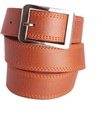 Aleron Men Brown Artificial Leather Belt
