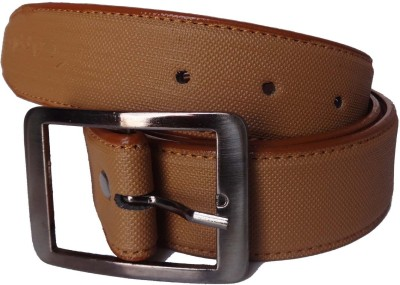 FRONEX INDIA Boys, Men Casual, Party, Formal Brown Genuine Leather Belt