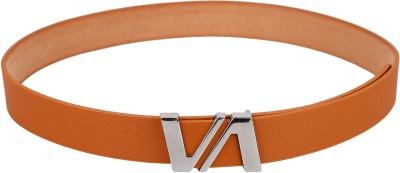 Stylehoops Men Casual Tan Artificial Leather Belt
