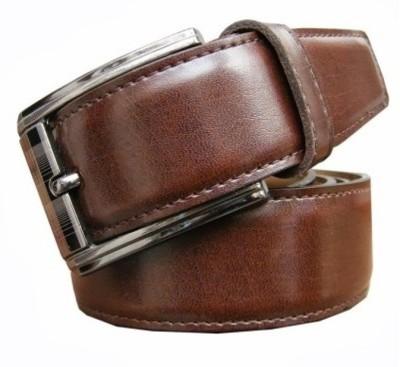 JK Import Boys, Men Brown Artificial Leather Belt