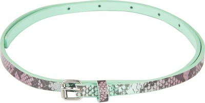 Orange Lifestyles Girls Formal, Party Multicolor Artificial Leather Belt