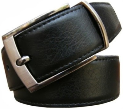 Shopping Store Boys Casual Black Genuine Leather Belt