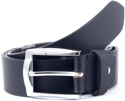 Pacific Gold Men Formal Black Belt