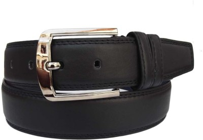 FRONEX INDIA Boys, Men Casual, Party, Formal Black Genuine Leather Belt