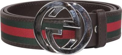 Ladecor Men Casual Multicolor Artificial Leather Belt