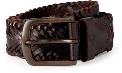 Allen Solly Women Brown Artificial Leather Belt