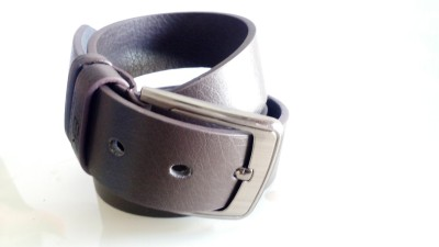 DRMKART Boys, Men Brown Synthetic, Artificial Leather Belt