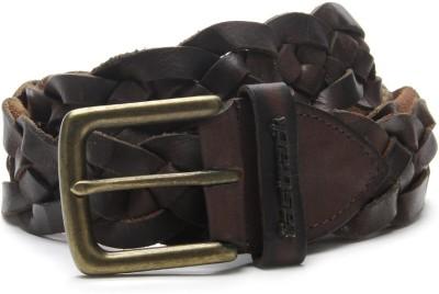 Fastrack Women Brown Belt