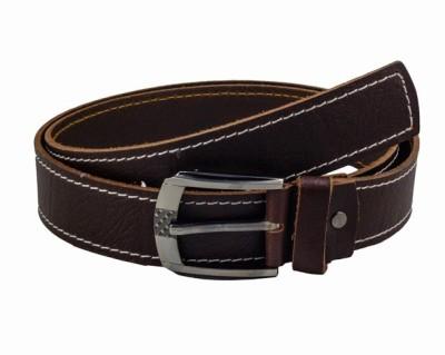 Simran Boys Brown Genuine Leather Belt