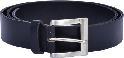 Lafaas Men Formal Black Genuine Leather Belt