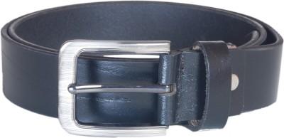 Jollify Men Black Genuine Leather Belt