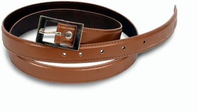 Victoria Secret Women Brown Artificial Leather Belt