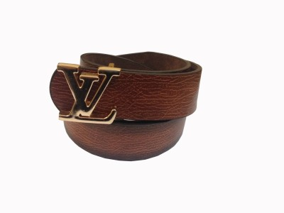 MSELACTOS Boys Party, Formal, Evening Tan, Brown Artificial Leather Belt