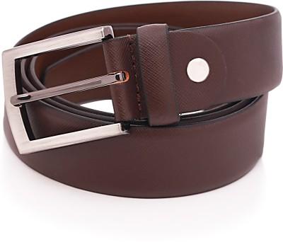 Bosa Men Formal Brown Genuine Leather Belt