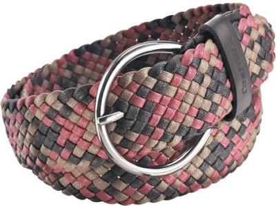Fastrack Women Casual Multicolor Genuine Leather Belt