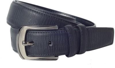 Moda Xclusive Men Black Genuine Leather Belt
