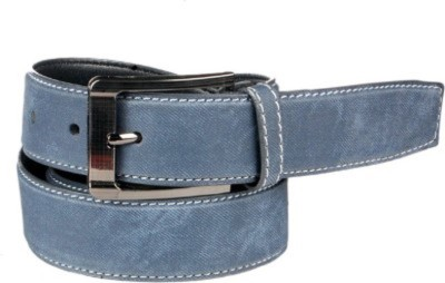 kamalgarments Men Blue Artificial Leather Belt