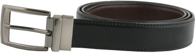 Saugat Traders Men Formal, Casual, Evening/Party Black, Brown Genuine Leather Reversible Belt