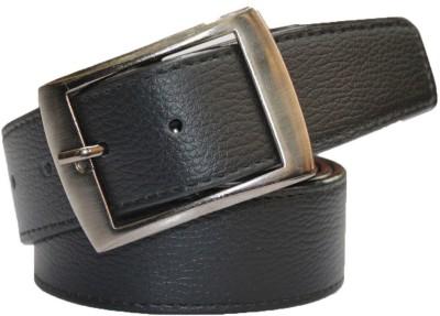 Bacchus Men Formal, Casual Black Artificial Leather Belt