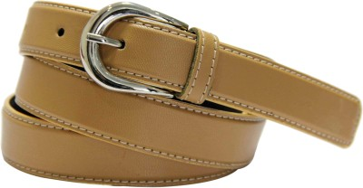 SkyWays Women Formal, Casual Brown Artificial Leather Belt