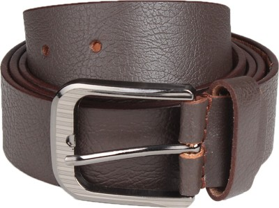 Dswiss Men Casual Brown Genuine Leather Belt