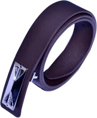 VICTORIA SECRET INDIA Men Brown Artificial Leather Belt