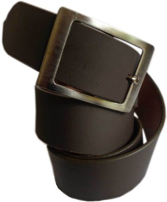 Good Life Stuff Men Formal Brown Genuine Leather Belt