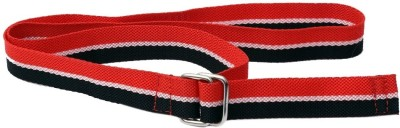 Moac Girls Casual Multicolor Canvas Belt
