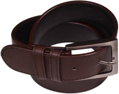 Bigshoponline Men Black Genuine Leather Belt