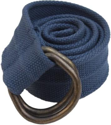 Simran Girls Blue Canvas Belt