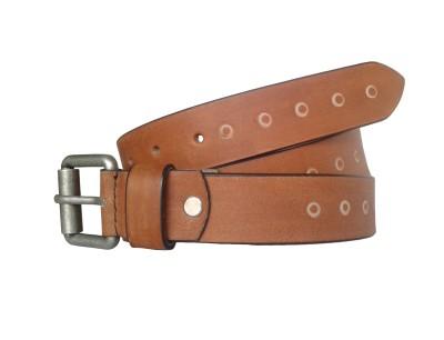 Czar Enterprises Girls, Women Casual, Evening Tan Genuine Leather Belt