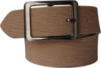 Klaska Men Casual Tan Artificial Leather Belt best price on Flipkart @ Rs. 229