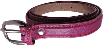 shopping store Women Casual Pink Genuine Leather Belt