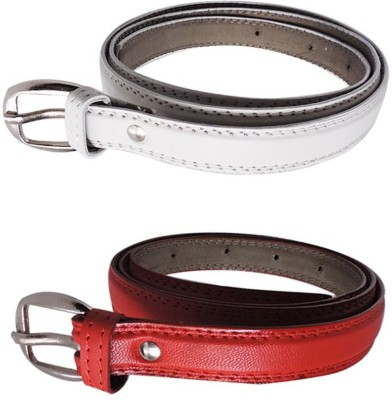shopping store Girls Multicolor Genuine Leather Belt