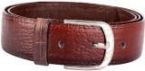Xccess Men Brown Genuine Leather Belt