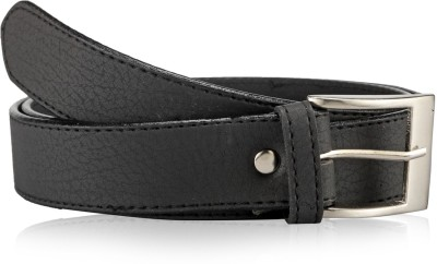 Allura Men Casual, Formal Black Synthetic Belt
