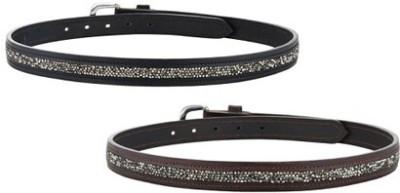 Sterling Germany Women Casual Black, Brown Genuine Leather Belt