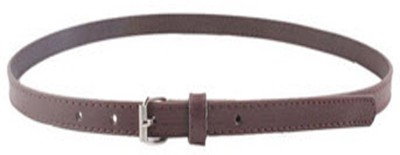 Indian Swan Girls, Women Party Brown Artificial Leather Belt
