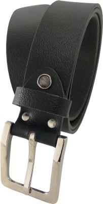 4c3242231 Lenin Men Evening Black Genuine Leather Belt Best Price in India ...
