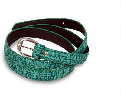 Victoria Secret Women Green Artificial Leather Belt
