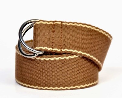 Anekaant Boys, Girls Casual Brown Fabric Belt