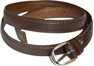 VICTORIA SECRET INDIA Girls, Women Brown Artificial Leather Belt