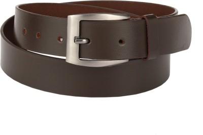 Jupiter Men Brown Genuine Leather Belt
