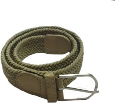 Shop & Shoppee Men, Women Casual Khaki Canvas Belt