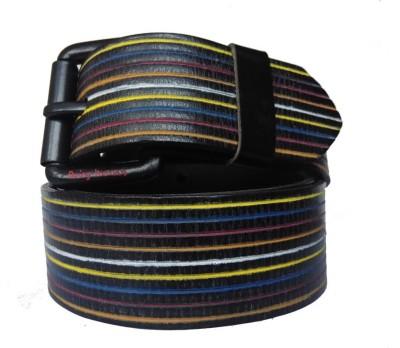 Pranjali Men Casual Multicolor Genuine Leather Reversible Belt