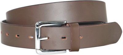 Hadwin Men Casual, Party, Formal Brown Genuine Leather Belt